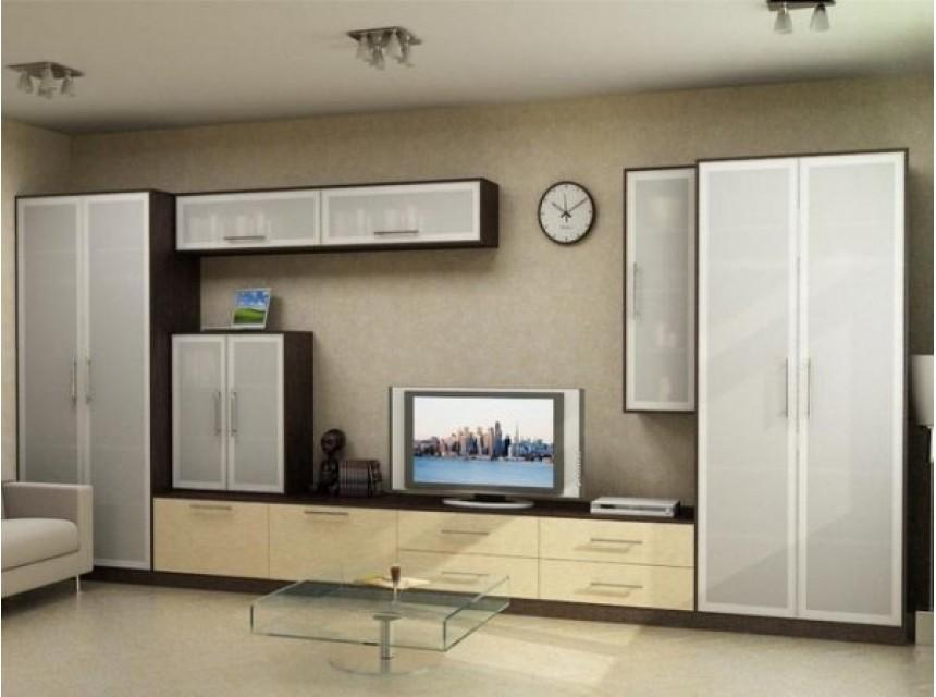Дизайн Корпусной Мебели Для Гостиной В Москве